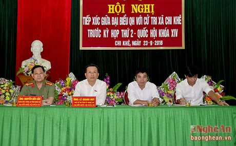 Cham ho tro cho nguoi co cong lam nha theo Quyet dinh 22 - Anh 1