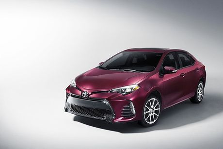 Toyota Corolla 2017 lo dien vao dung sinh nhat thu 50 - Anh 3