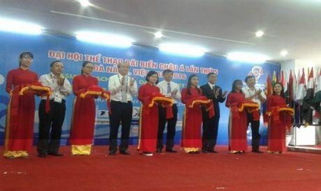 Khai truong Trung tam Truyen thong quoc te phuc vu ABG5-2016 - Anh 1
