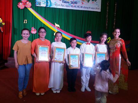 Thuy Binh The Voice Kids: Ai cung run nhung con chang thay run! - Anh 4