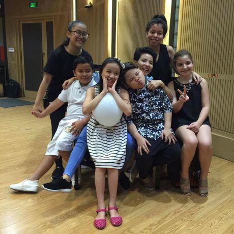 Thuy Binh The Voice Kids: Ai cung run nhung con chang thay run! - Anh 6