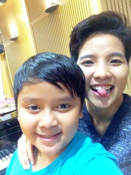 Thuy Binh The Voice Kids: Ai cung run nhung con chang thay run! - Anh 7