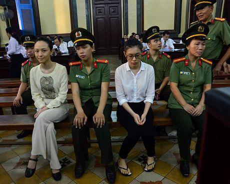 Truoc vanh mong ngua, Phuong Nga va My Xuan van no nu cuoi day an y - Anh 4