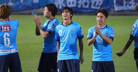 Tuan Anh ghi ban, Yokohama FC loi nguoc dong thanh cong - Anh 1