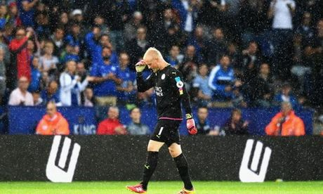Leicester nhan tin buon truoc dai chien M.U - Anh 2
