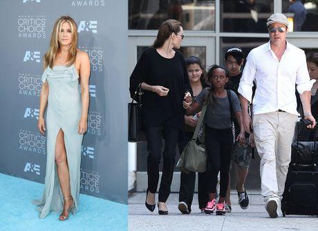 Jennifer Aniston khong tin Brad Pitt bao hanh con cai - Anh 1