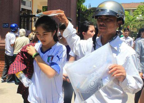 TP.HCM trinh phuong an thi THPT quoc gia rieng nam 2017 - Anh 1