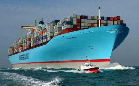 Tap doan van tai bien lon nhat the gioi Maersk tach lam doi - Anh 1