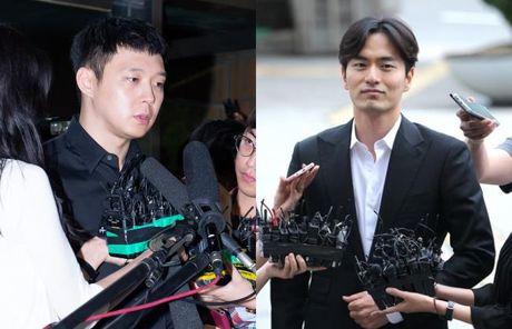 Vu kien tinh duc cua Kim Hyun Joong, Yoochun: Tien de ran de doi tuong vu khong sao Han - Anh 2