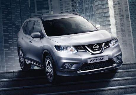 Nissan X-trail chot ngay ra mat chinh thuc tai Viet Nam - Anh 1