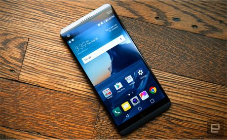 LG V20 gia 18 trieu dong, ban ra tu 29/9 - Anh 1