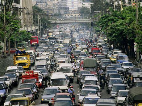 Ket xe khien Bangkok thiet hai 320 trieu USD moi nam - Anh 6