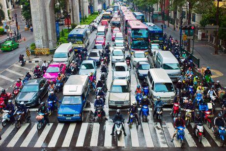 Ket xe khien Bangkok thiet hai 320 trieu USD moi nam - Anh 7