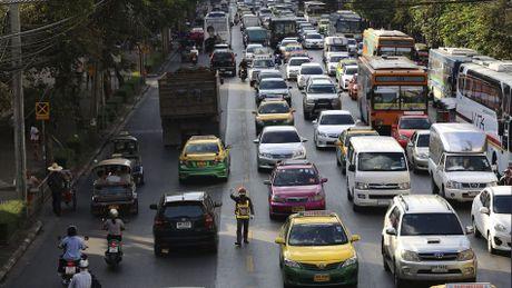 Ket xe khien Bangkok thiet hai 320 trieu USD moi nam - Anh 8