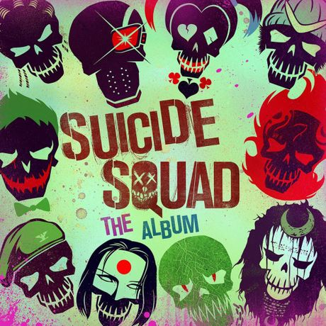 Album nhac phim 'Suicide Squad' nhan chung nhan dia vang - Anh 1