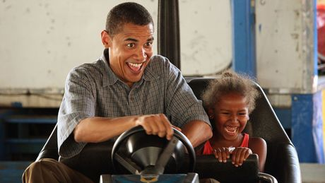 Tong thong Obama len tieng ung ho xe tu lai - Anh 1