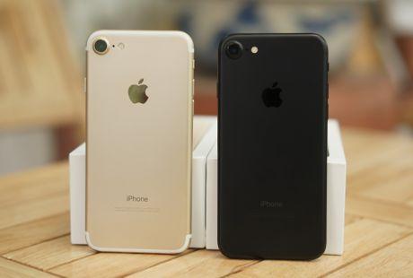 Di dong cao cap tai VN: Doi thu tu don duong cho iPhone - Anh 1