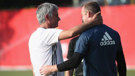 De Rooney toa sang, Mourinho phai phan boi... Rooney - Anh 1
