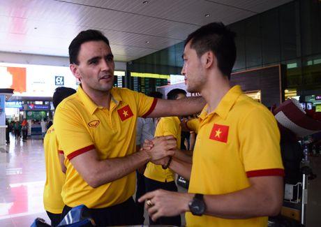 Xe sang don bau Tu tro ve cung tuyen futsal Viet Nam - Anh 6
