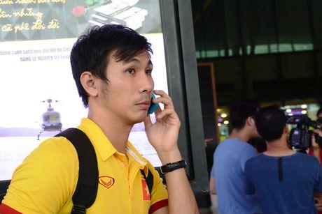 Xe sang don bau Tu tro ve cung tuyen futsal Viet Nam - Anh 7