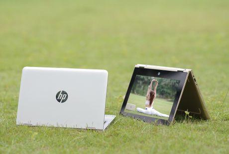 Laptop bien hinh gia 13 trieu cua HP ve Viet Nam - Anh 1