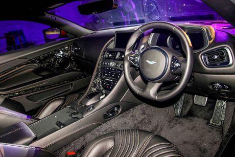 Aston Martin DB11 ra mat gioi dai gia Dong Nam A - Anh 10