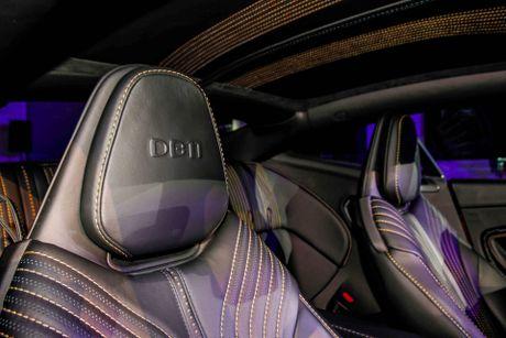 Aston Martin DB11 ra mat gioi dai gia Dong Nam A - Anh 13