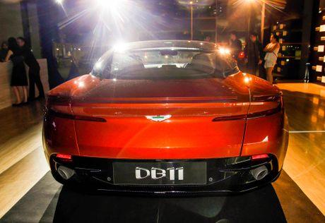 Aston Martin DB11 ra mat gioi dai gia Dong Nam A - Anh 2