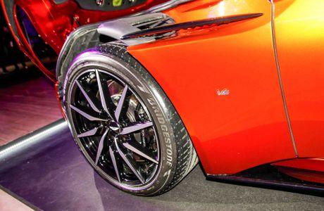 Aston Martin DB11 ra mat gioi dai gia Dong Nam A - Anh 8