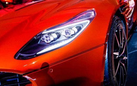 Aston Martin DB11 ra mat gioi dai gia Dong Nam A - Anh 9