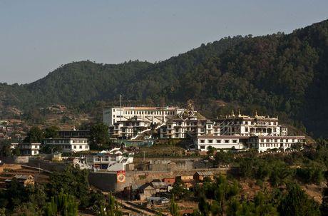 Nhung ni su luyen vo Viet Nam tren day Himalaya - Anh 10