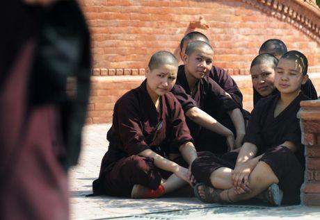 Nhung ni su luyen vo Viet Nam tren day Himalaya - Anh 8