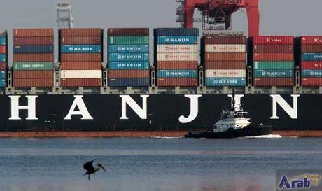3.000 container hang Viet dang lenh denh tren bien - Anh 1