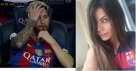 Hoa hau vong 3 lai khien bo Messi soi mau vi ghen - Anh 2
