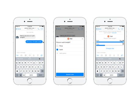 Facebook Messenger dang su dung machine learning de khuyen khich ban tra no ban be - Anh 2