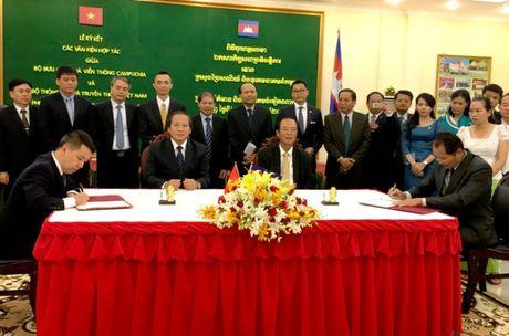 VNPT se mo rong linh vuc kinh doanh tai Campuchia - Anh 1