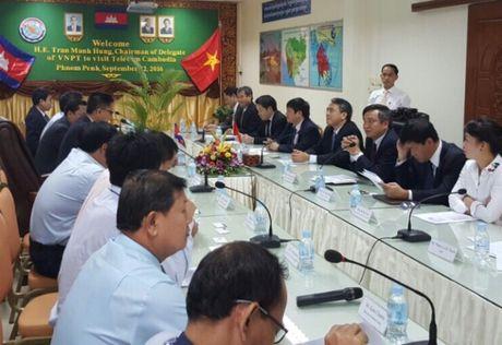 VNPT se mo rong linh vuc kinh doanh tai Campuchia - Anh 2