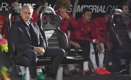 Quan diem cua toi: Giai doan ban le cua Mourinho - Anh 1