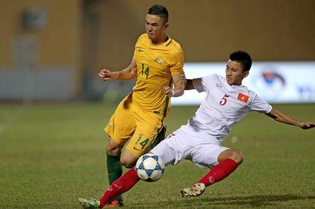 U19 Viet Nam cui dau truoc U19 Australia: Cai ket duoc bao truoc - Anh 1
