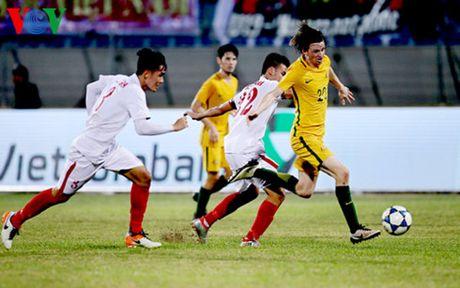 U19 Viet Nam cui dau truoc U19 Australia: Cai ket duoc bao truoc - Anh 2