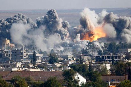 Danh bom lieu chet o Syria, 12 nguoi thiet mang - Anh 1