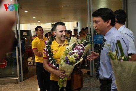 Futsal Viet Nam nhan ngay 1,5 ti dong sau khi tro ve tu World Cup - Anh 1