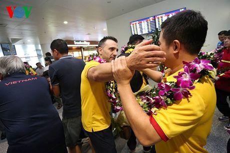 Futsal Viet Nam nhan ngay 1,5 ti dong sau khi tro ve tu World Cup - Anh 2