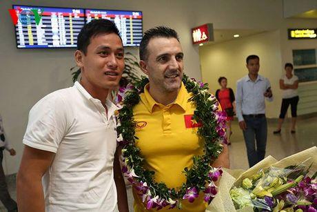 Futsal Viet Nam nhan ngay 1,5 ti dong sau khi tro ve tu World Cup - Anh 4