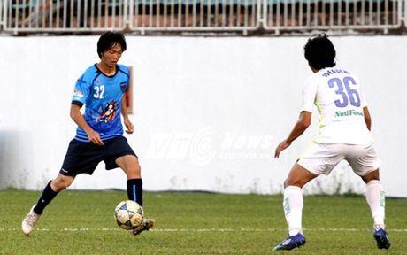 The thao 24h: Tuan Anh duoc vi nhu 'Pirlo Viet Nam' - Anh 1