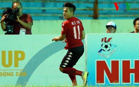 Thang Viettel, Long An tru hang V-League thanh cong - Anh 1