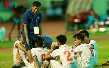 Thang Viettel, Long An tru hang V-League thanh cong - Anh 2