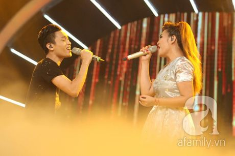 """Co dau Philippines"" gay ngo ngang va than phuc trong Chung ket Vietnam Idol - Anh 11"