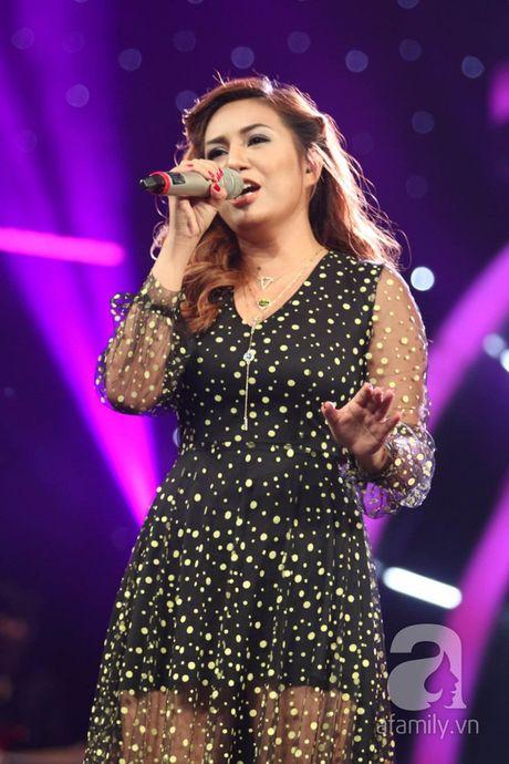 """Co dau Philippines"" gay ngo ngang va than phuc trong Chung ket Vietnam Idol - Anh 3"