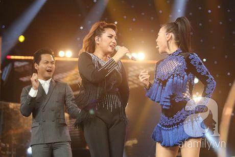 """Co dau Philippines"" gay ngo ngang va than phuc trong Chung ket Vietnam Idol - Anh 5"